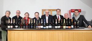 Člani strokovne komisije