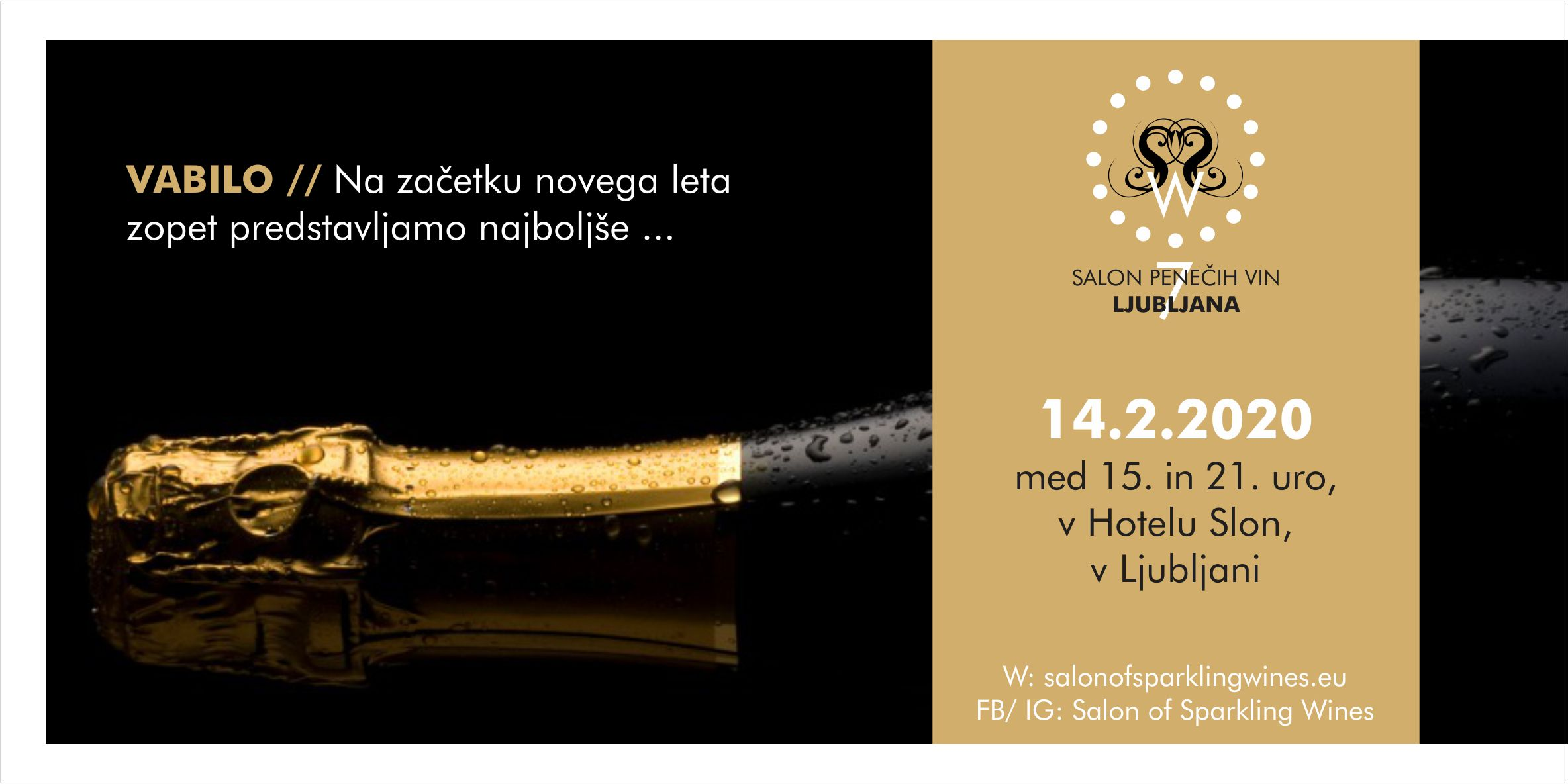 7. salon of sparklin wine