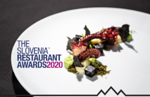 The Slovenia Restaurant Awards 2020 glasovanje