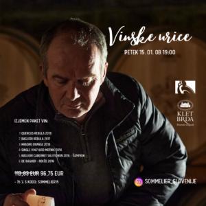 Vinske urice: Klet Brda in Darinko Ribolica