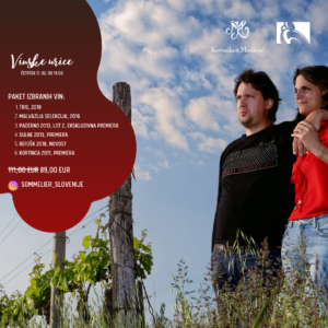 Vinske urice Korenika & Moškon